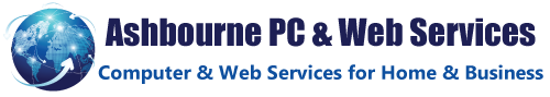 Ashbourne PC – Computer & Laptop Repairs – Web Design